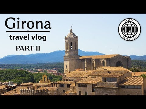 Game of Thrones Film Location | Girona, Spain Travel Vlog Part 2