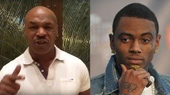 Mike Tyson THREATENS Floyd Mayweather & Soulja Boy on Instagram, Will Train Chris Brown for FIGHT
