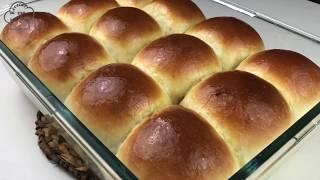 Pan de Leche Rapido 2.0 (Listo en menos de 1 hora)