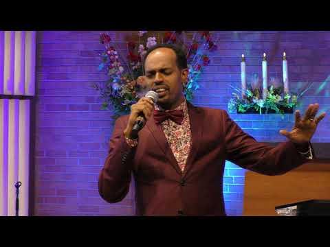 Befikadu Bekele, Ebenezer O E Church Minneapolis MN, UOEC 2019