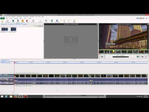 Video and Sound Editing Tutorial