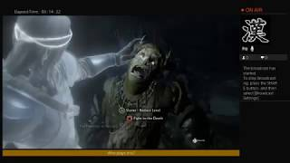 Shadow of war gameplay orc recruiting and story
