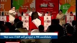 Sushma, Digvijaya spar over next prime ministerial candidate
