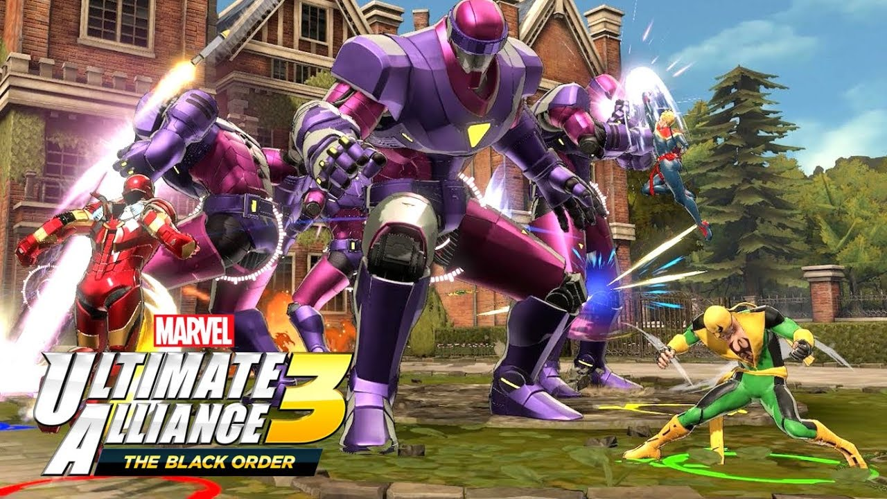 275e07d87 MARVEL ULTIMATE ALLIANCE 3 - New Screenshots Revealed! - Nintendo Switch