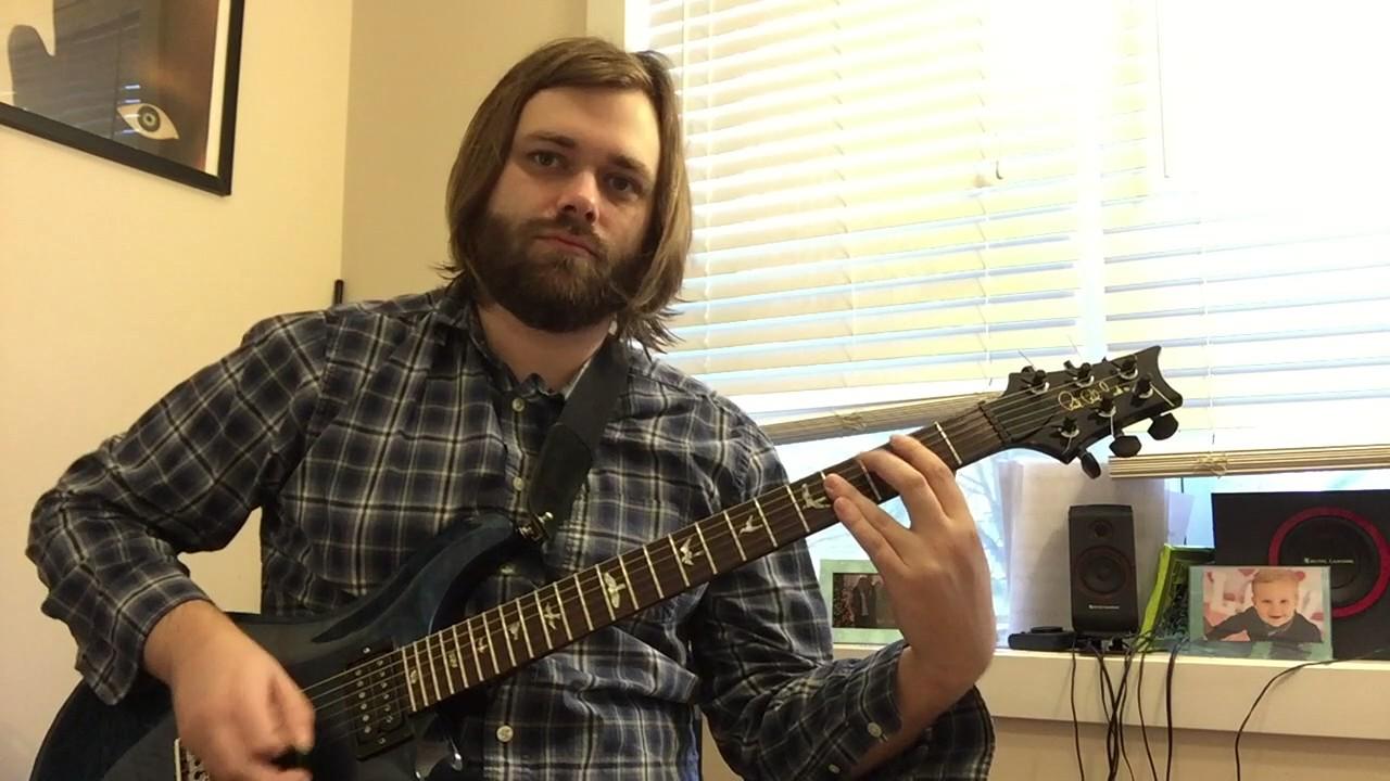 Nirvana Lounge Act Guitar Lesson Youtube