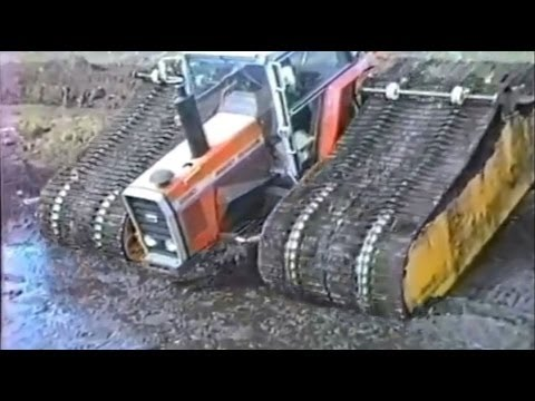 World's Largest Farm Tractor - The biggest tractor in the world