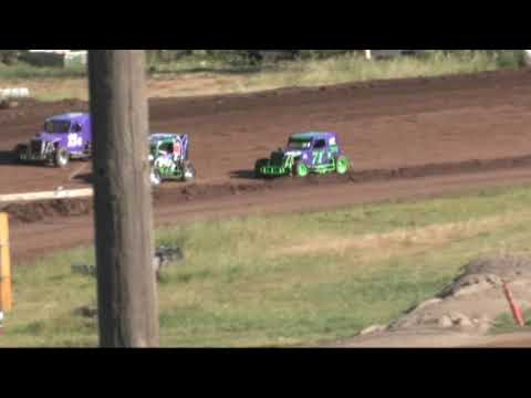 SODCA at Cottage grove speedway 6-8-19 Heat 3