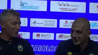 Campionato Seconda Categoria 2020/2021: Interviste post partita Acciaiolo - Montenero