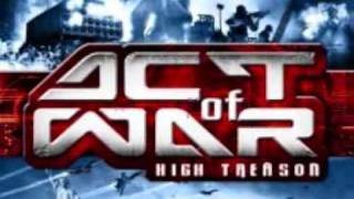 Act Of War High Treason CD Keys
