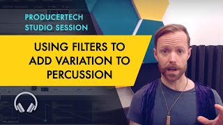 Using Filters to Add Variation to Percussion in Loopcloud - Webinar Excerpt