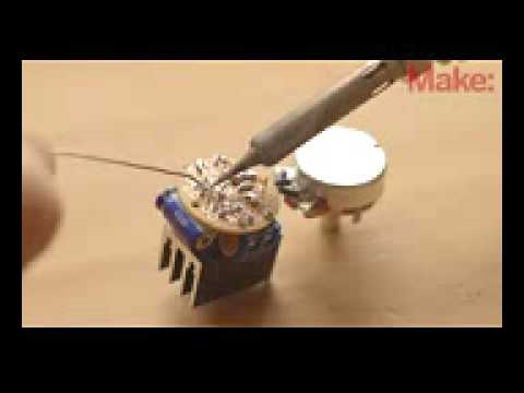 MOB.COM UGANDA FREE OFFER MOBTECH Weekend Projects   Dial a Speed Motor Controller 144P