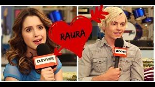 """Ross Lynch y Laura Marano Hablan Sobre """"Raura"""" Entrevista Exclusiva"""