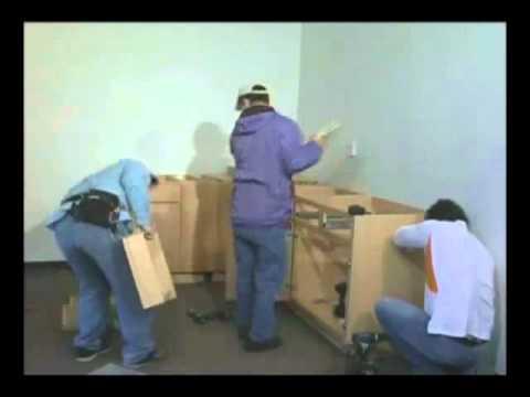 RTA Cabinet Installation Instruction