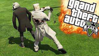 KOM GOLFEN PASCALL! - GTA 5 Online Funny Moments