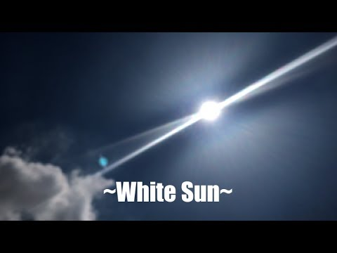 """White Sun"" UV - Radiation in Earth's Biosphere - 'Our Home'"