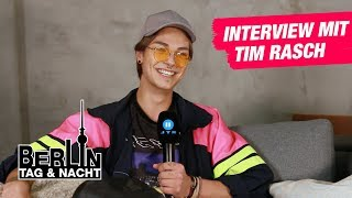 Berlin - Tag & Nacht - Interview mit Tim Rasch a.k.a. Nik - RTL II