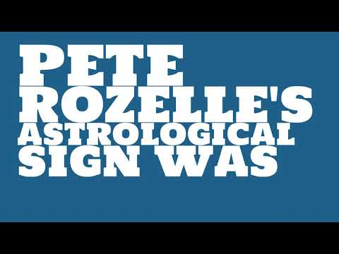 What was Pete Rozelle