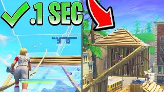 PYRAMID Tips to BUILD FAST on Console! How to Build Faster in Fortnite (Ps4/Xbox Building Tips)