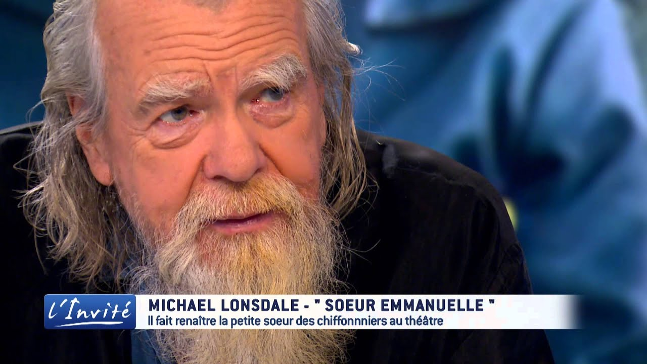 michael lonsdale biography