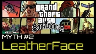 GTA San Andreas: Myths & Legends - Leatherface [HD]