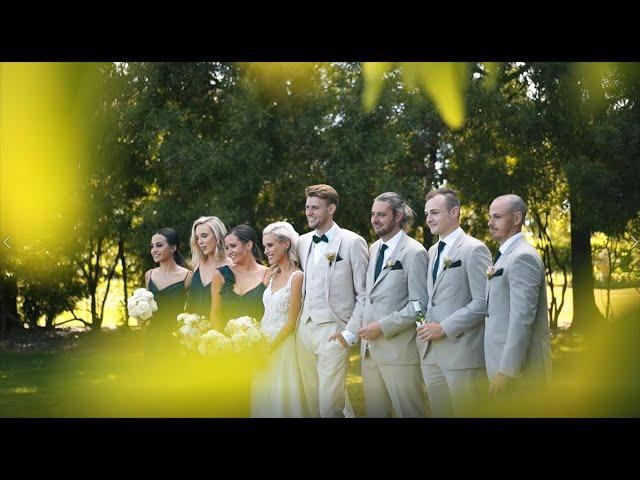 Marty & Emma Wedding Highlights