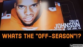 Day in the Life: Texas Wide Receiver Collin Johnson