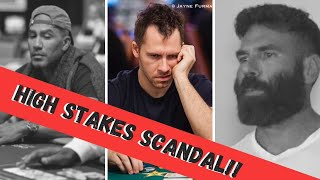 PokerNews Week in Review: Scandal in the High Stakes