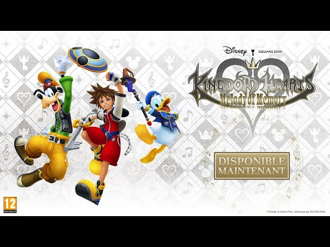 KINGDOM HEARTS Melody of Memory | Compilation de Gameplay | PS4
