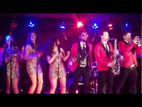 The Arts Club House Band