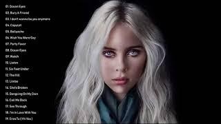 빌리 아일리시 ( Billie Eilish )Best Songs 빌리 아일리시 - Billie Eilish 의 최고의 어쿠스틱 노래