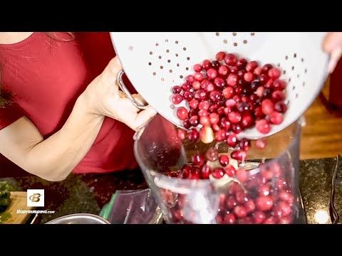 Homemade Cranberry Sauce Recipe   Kathleen Tesori