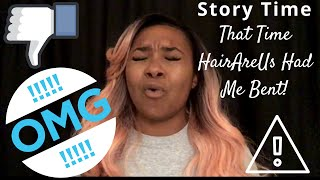 HAIR ARE US REVIEW: Funny Story Time