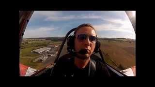 Як 52 для начинающих / Yak 52 for beginners