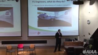 aiaa unsw public lecture formula one aerodynamics dr sammy diasinos