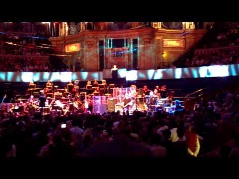 """""""Golden Brown"""" - The Stranglers with the London Sinfonietta at The Royal Albert Hall #BBCProms"""
