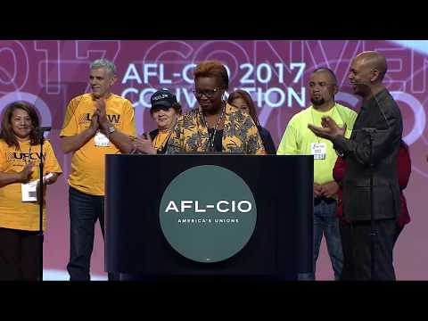 2017 International Convention   New Citizen Celebration   AFL-CIO Video