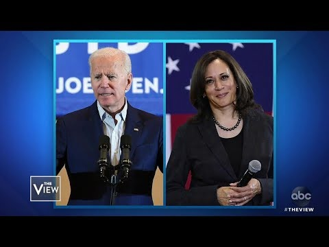 A Kamala Harris and Joe Biden ticket? | The View