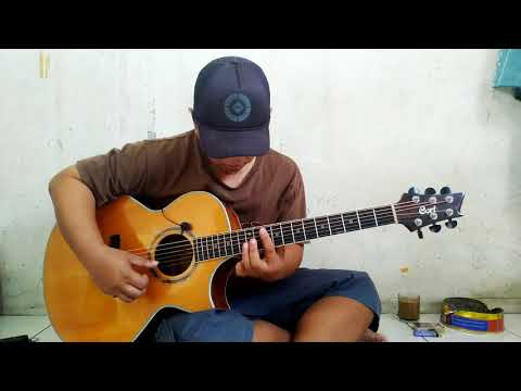 Kiss From a Rose - SEAL (fingerstyle cover)