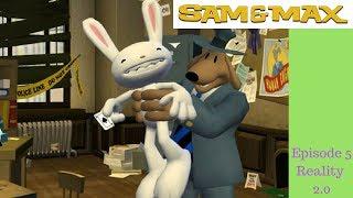 Sam And Max Save The World: Season 1 Episode 5: Reality 2.0