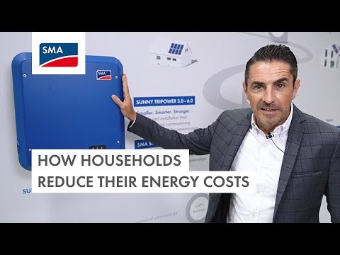 How households reduce their energy costs