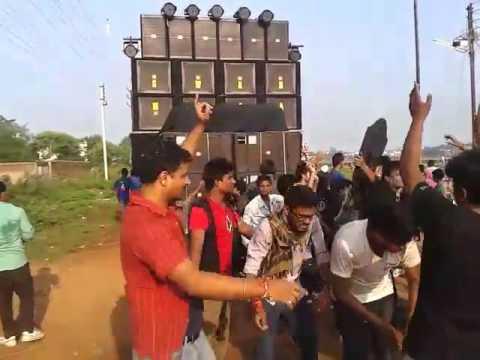 Durga visarjan Dj dance