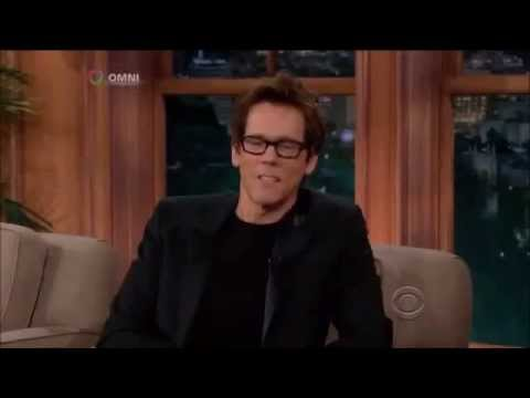 Kevin Bacon on Craig Ferguson April 18th 2014 Full Interview