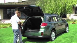 2010 Subaru Outback Review - The Original Crossover