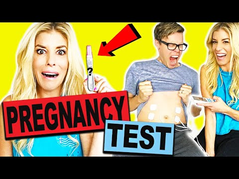 Live Pregnancy Test and Pregnancy Simulator!! (Emotional)