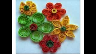 PAPER QUILLING DESIGNS - History of Paper Quilling
