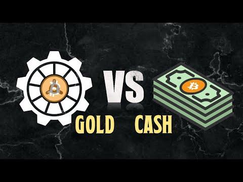 The Purpose of Bitcoin: Digital Gold vs Electronic Cash