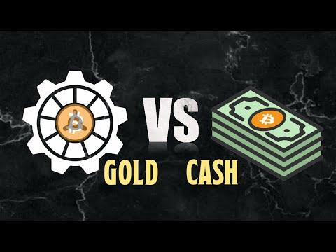 The Purpose Of Bitcoin: Digital Gold Vs Electronic Cash