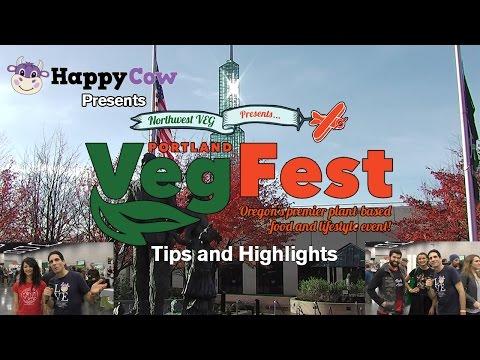 Portland VegFest  2015 / Interviews By Ken Spector
