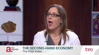 Lindsay Tedds: The Second-Hand Economy