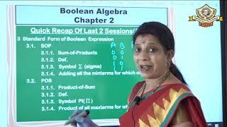 9-Boolean Algebra